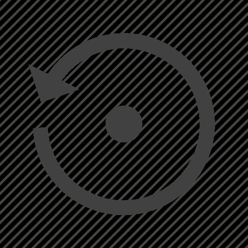 arrow, backup, redo, refresh, reset, restart, rotation icon