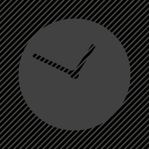 analog, clock, date, digital, round, timer, watch icon