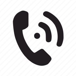 call, communication, connection, mobile, phone, skype, talk, telephone icon