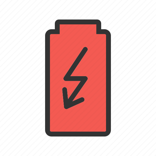 battery, charge, electric, energy, power, saving, storage icon