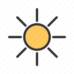 beam, bright, display, effect, light, mobile, phone icon