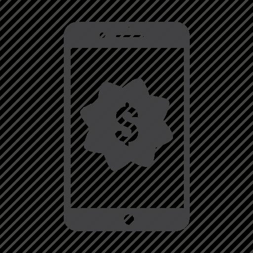 best buy, commerce, dollar, ecommerce, iphone, money, sale icon