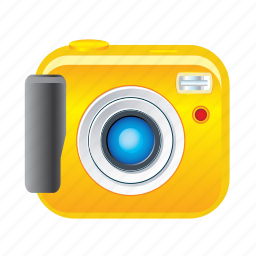 cam, camera, film, image, media, photography icon