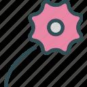 closeup, edit, focus, increase, macro, micro, zoom icon