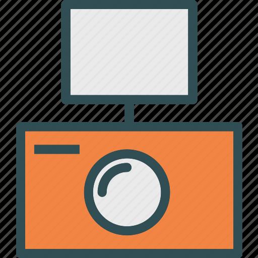 camera, device, oldvintage, photography, photoshoot icon
