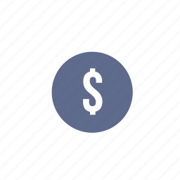 buck, dollar, pay, payment, payout, purchase, usd icon