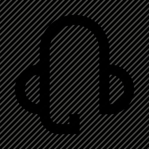 headphone, headphones, headset, music, reality icon