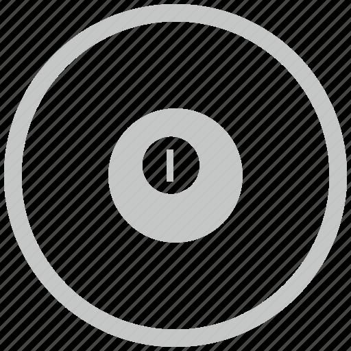 ball, billiard, border, circle, game icon