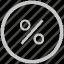 border, math, percent, circle