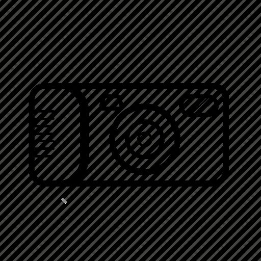 camera, kodak, olympus, photo camera, photography, point-and-shoot, skina icon