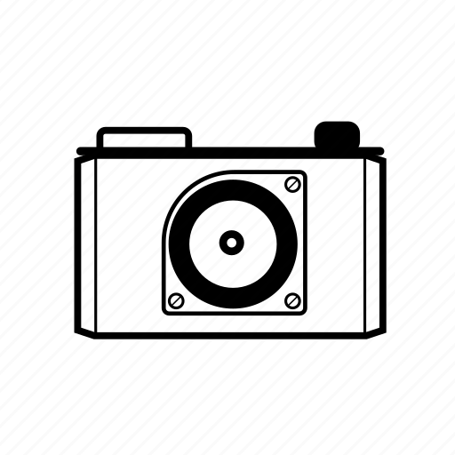 camera, film camera, lomo, lomography, photo camera, pinhole, zero icon