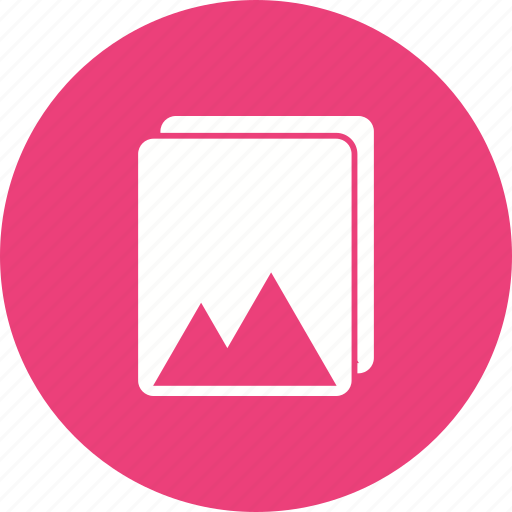 Album, book, photo, photobook, photography, smile icon - Download on Iconfinder