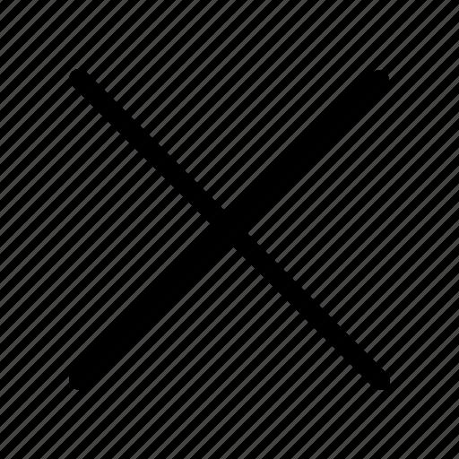 camera, cross, delete, editing icon