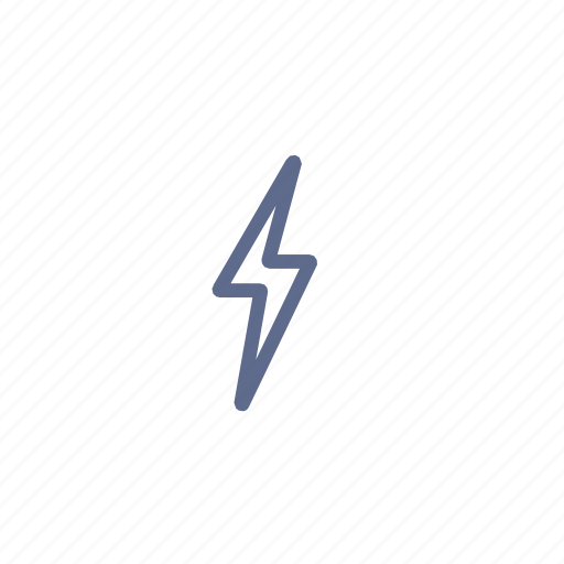 danger, flare, flash, levin, lightning, notification, zipper icon