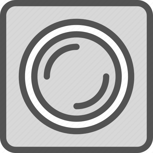 camera, device, lens, photography, photoshoot, video, zoom icon