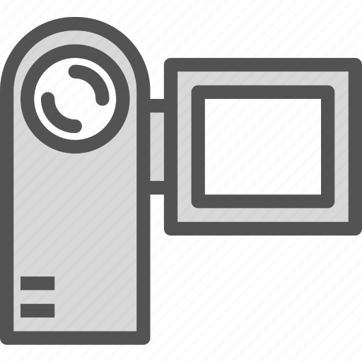 camera, device, frontview, photography, photoshoot icon
