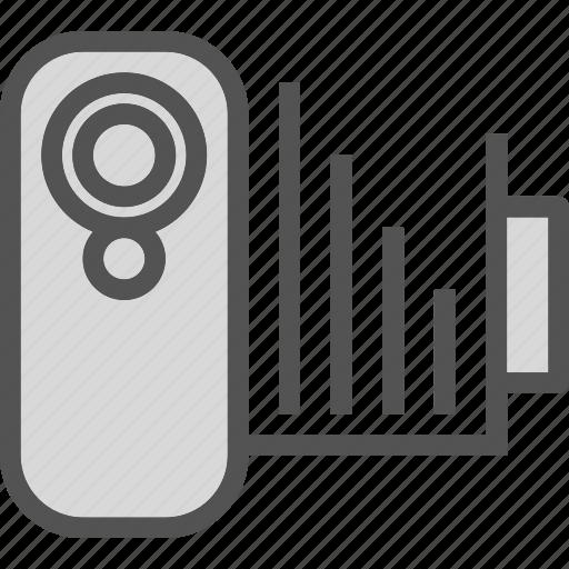 camera, device, photography, photoshoot, video icon