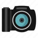 contemporary, digital, equipment, photo, photocamera, photography, technology icon