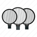 equipment, glass, lens, look, magnifying glass, tool, zoom icon