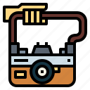 camera, digital, film, hand, photographic