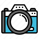 camera, digital, equipment, photo, photographer icon