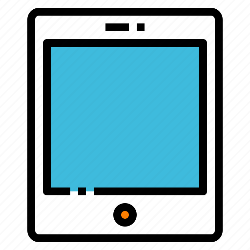 computer, gadget, tablet, technology, touchscreen icon