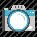 camera, digital, equipment, photo, photographer icon