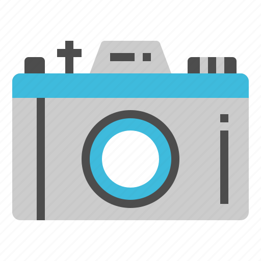 camera, equipment, film, photo, photographer icon