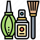 kit, cleaning, tool, camera, equipment icon