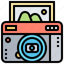 camera, instant, photograph, pictures, shot icon
