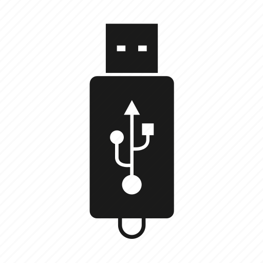 card, device, memory, pendrive, technology icon