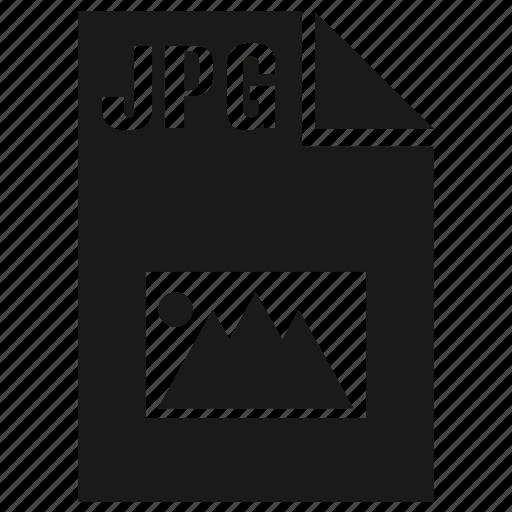 archive, file, jpeg, jpg, photo, photography, type icon