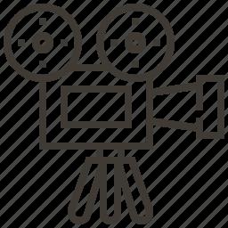 camera, image, photography, record, video icon