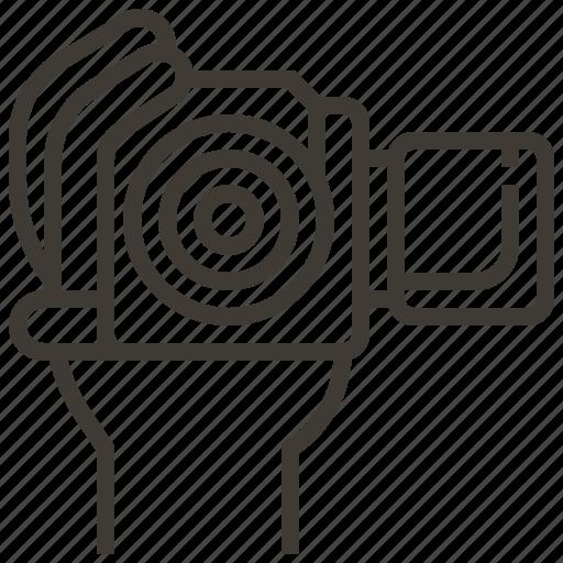 camera, image, photography, video icon