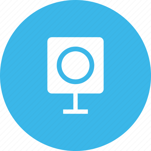 device, digital, photography, tripod icon