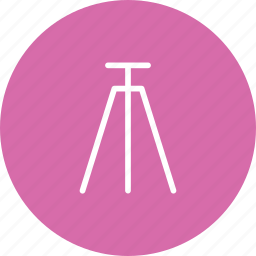 device, digital, photography, tripod icon