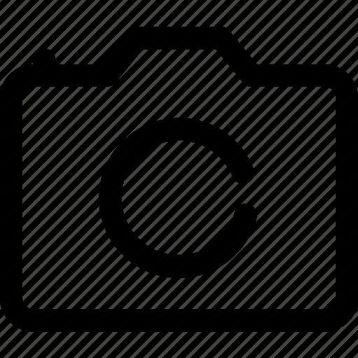 camera, film, movie, photo, photography, picture, video icon icon