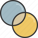 filter, photo, photography icon