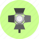bulb, camera, flashlight, lamp, light, photo, spotlight icon