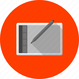 device, display, mobile, screen, tablet, technology icon