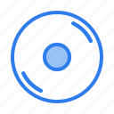 cd, disc, dvd, film, photography, save, video icon