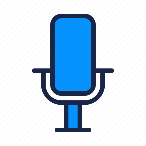 Audio, mic, microphone, photography, record, sound, voice icon - Download on Iconfinder
