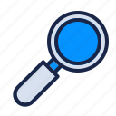 find, magnifier, media, photography, search, seo, zoom icon