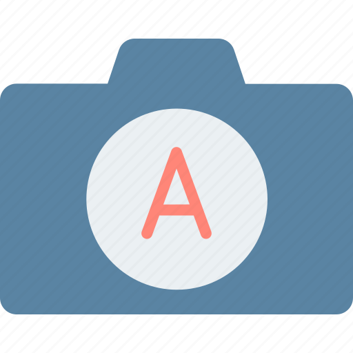 auto, camera, focus, mode, photo, photography icon