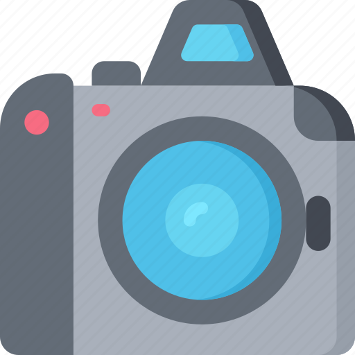 Camera, dslr, photographer, photographs, photography icon - Download on Iconfinder