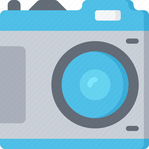 Camera, equipment, film, photographer, photographs, photography icon - Download on Iconfinder