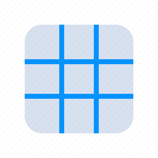 Grid, home, layout, menu, photo, photography, ui icon - Download on Iconfinder