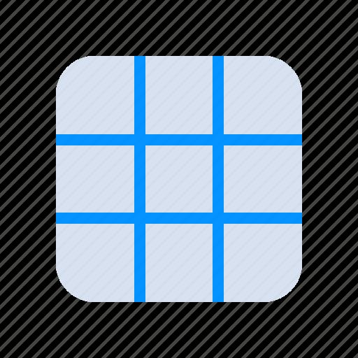 grid, home, layout, menu, photo, photography, ui icon