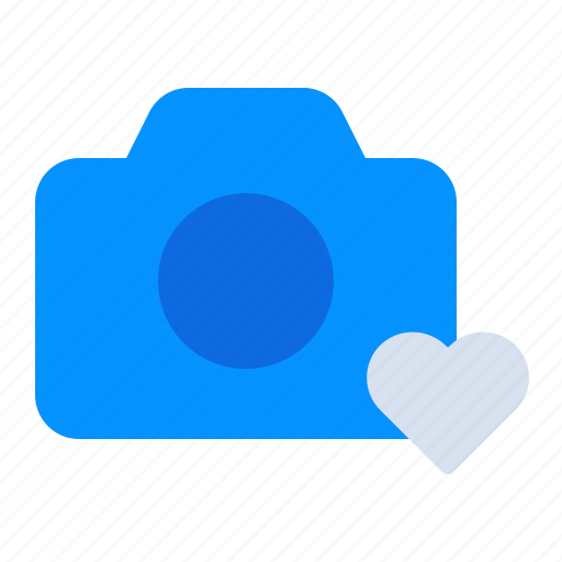 Camera, heart, image, like, love, photo, photography icon - Download on Iconfinder