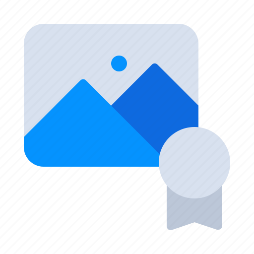 Certificate, gallery, image, license, photo, photography, picture icon - Download on Iconfinder